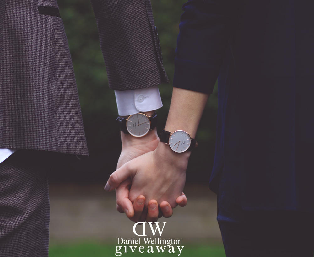 20% Off + Extra 15% Off + Free ShippingSitewide @ Daniel Wellington