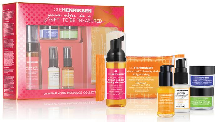 $38.40Ole Henriksen Unwrap Your Radiance Collection ($95.50 Value)