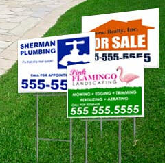 10% OffSigns, Magnets, & Banners + Free Shipping @ Signs On The Cheap