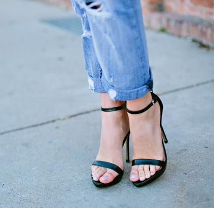 Steve Madden Stecy Sandal (Dealmoon Exclusive)