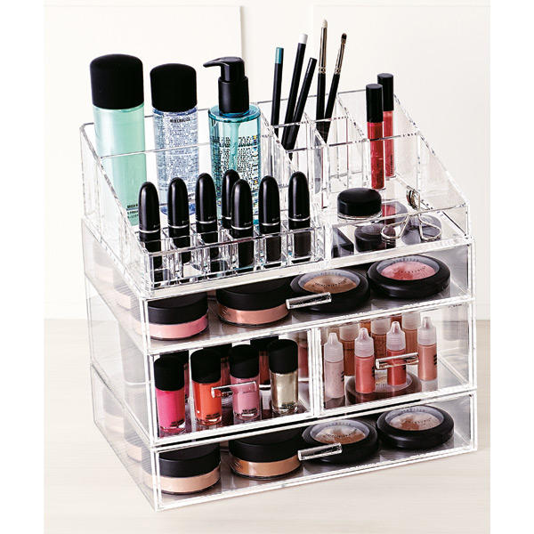 From $3.99Makeup Organizer @ The Container Store