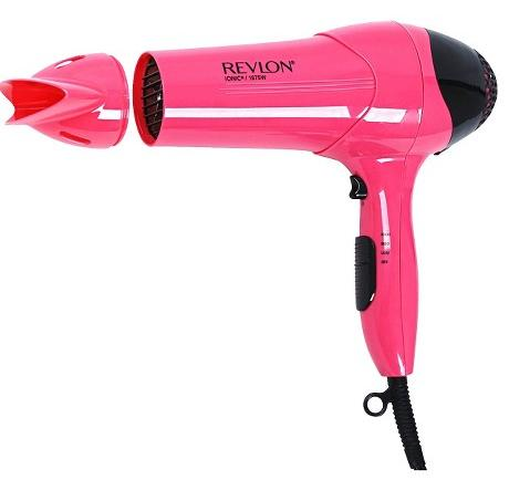 Revlon RV544PKF 1875W Tourmaline Ionic Ceramic Dryer