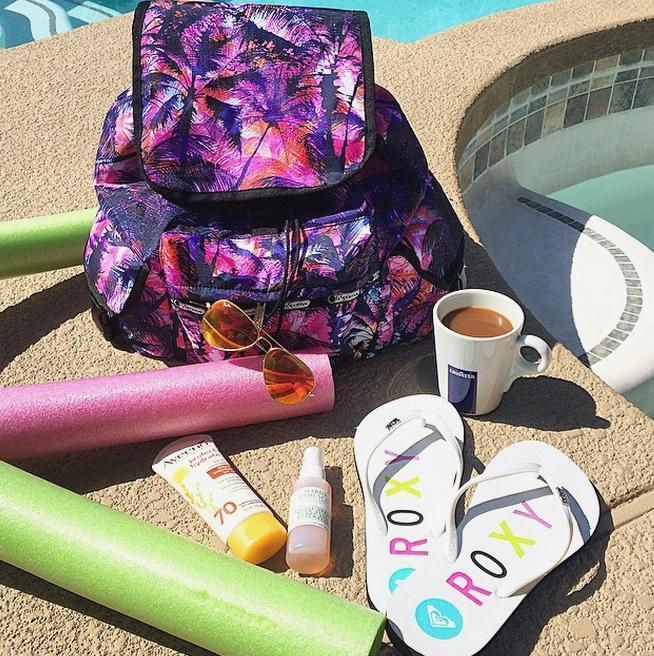 Up to 50% OffSummer Solids Sale @ LeSportSac