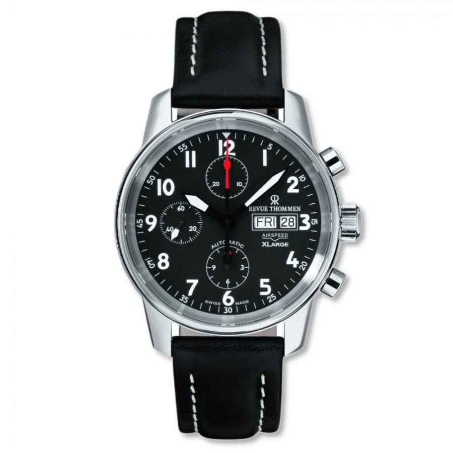 Revue ThommenRevue Thommen Air Speed Men's Watch, Model 16051.6537