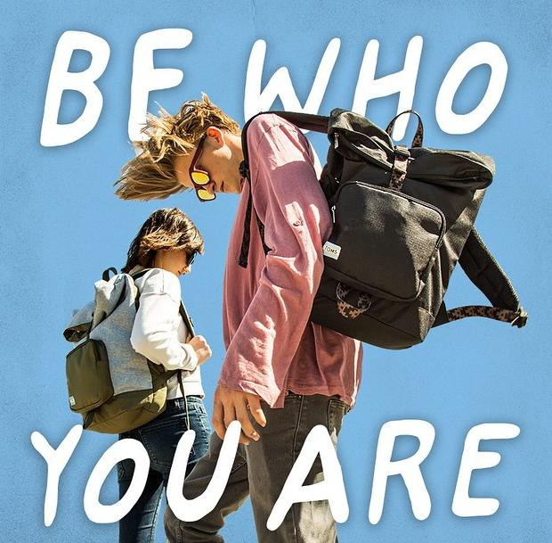 Help Stop Bullying Now+ Free ShippingNEW TOMS StandUp Backpacks @ Journeys
