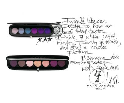 $59Marc Jacobs Beauty上有Style Eye-Con 7色眼影