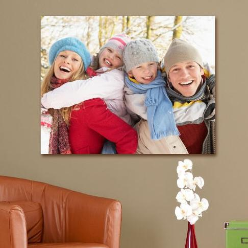 Dealmoon Exclusive!18x24 Photo Canvas @ GiftsForYouNow.com
