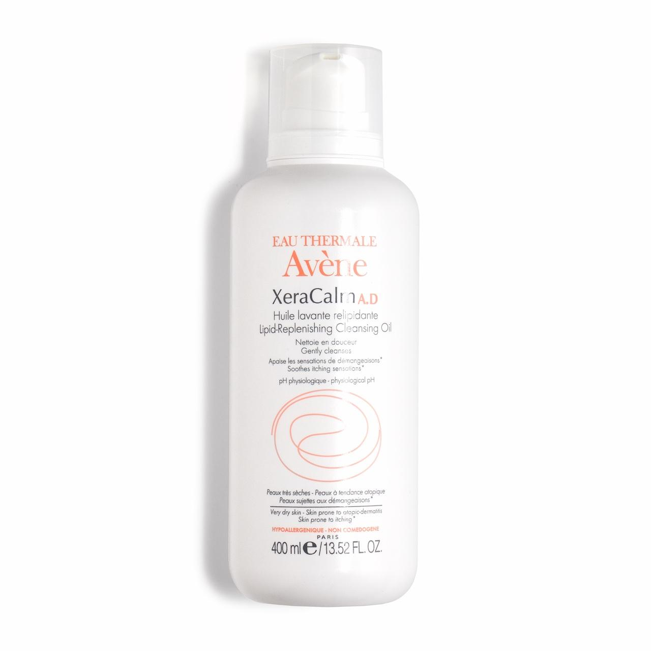 New ReleaseAvene launched New XeraCalm A.D Lipid-Replenishing Cleansing Oil