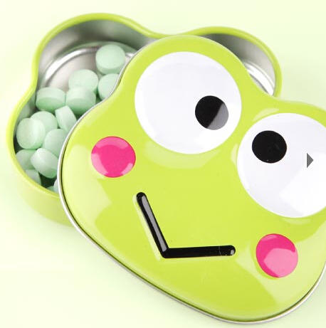 Free Keroppi Candy Tinwith Orders over $20 @ Sanrio