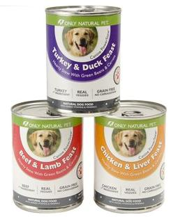Free ShippingPowerStew Canned Dog Food @ Only Natural Pet