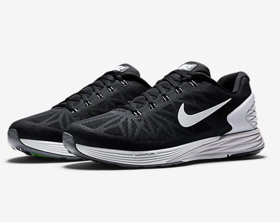 factory authentic e9c7f 46b05 Nike Mens LunarGlide 6 Running Shoes