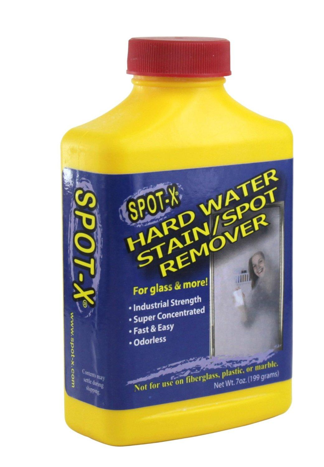 $7 Spot-X Hard Water Stain/Spot Remover - 7 Ounces - Dealmoon
