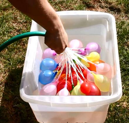 Waloo Magic Water-Balloon Maker Sets and Refill Packs
