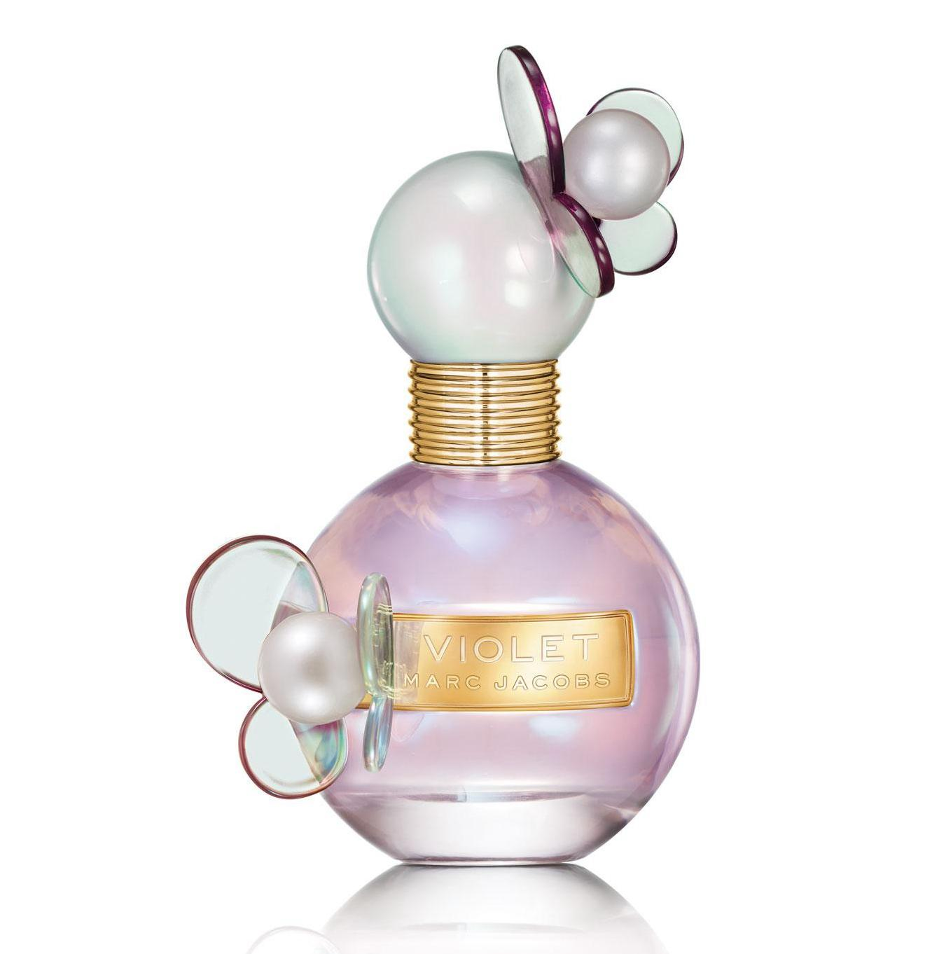 New ReleaseMarcs Jacobs launched new Marc Jacobs Violet Purfume