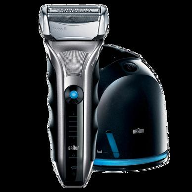 Braun Series 5 590cc-4 Electric Shaver with Cleaning Center @ The Art of Shaving
