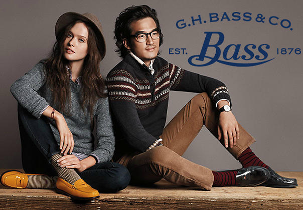 Up to 30% Off@ G.H Bass