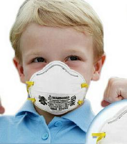 Anti-Pollution Masks @ Amazon.com
