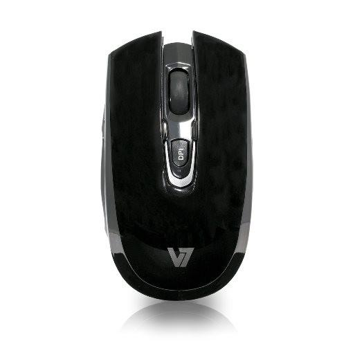 $15V7Optical 4 Buttons Wireless Bluetooth Mouse