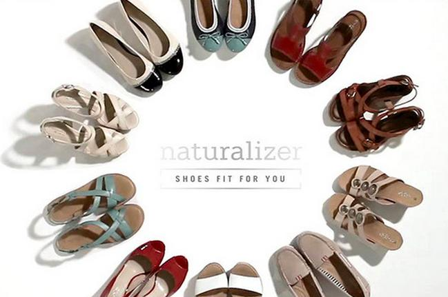 Extra 25% OffSale Items @ Naturalizer