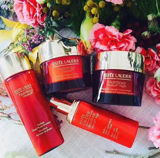 New Release!Estee Lauder Nutritious Vitality8™ Radiant Dual-Phase Emulsion