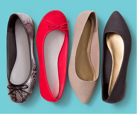 BOGO 50% Off + Extra 25% OffSitewide @ Payless