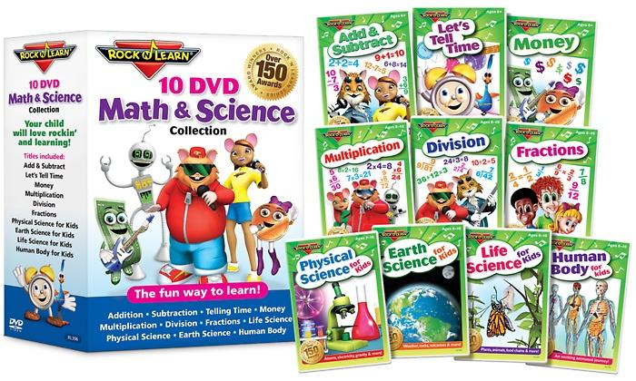 Extra 10% OffKids Study Collection @ Groupon