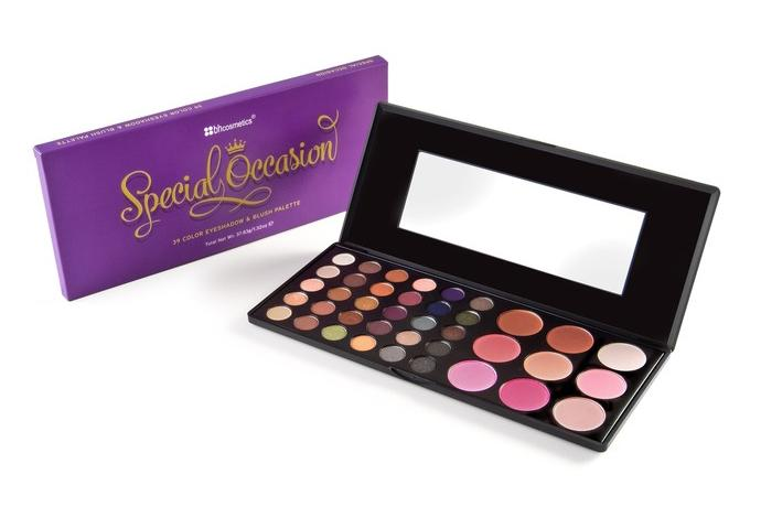39 Color Special Occasion Eyeshadow and Blush Palette