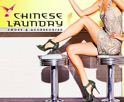 Up to $30 OffSitewide @ Chinese Laundry