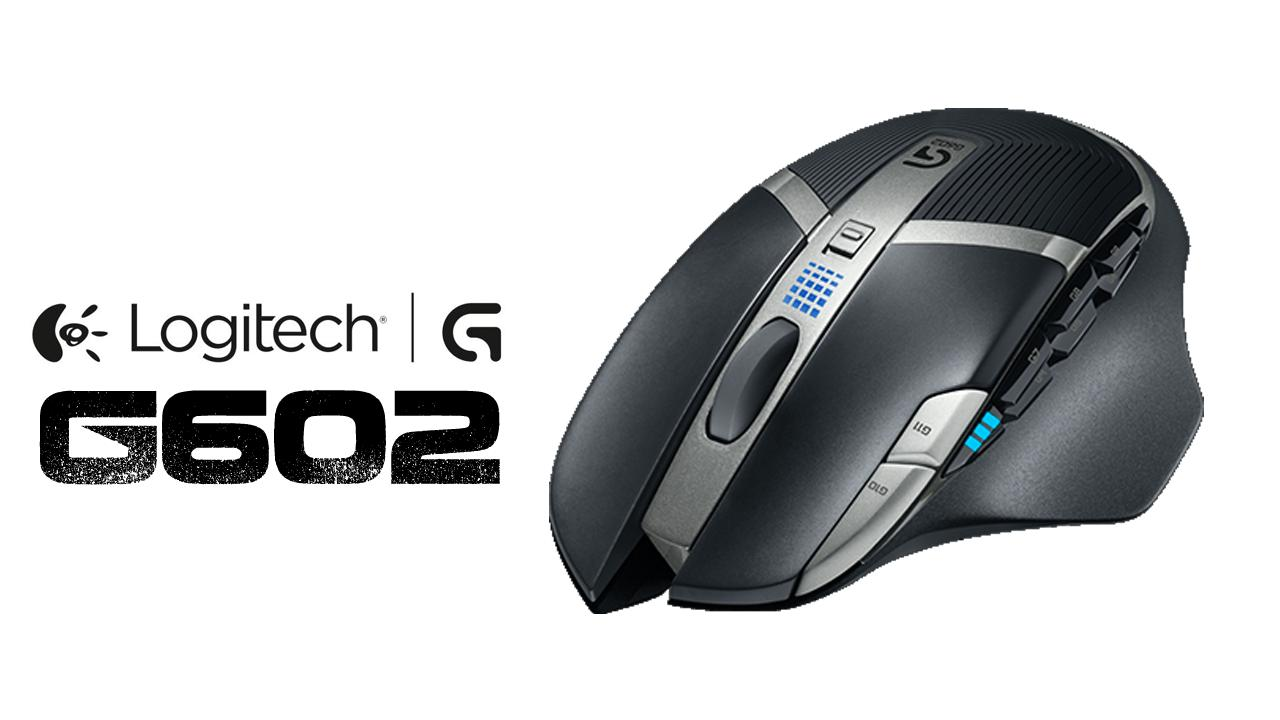 $29.99 Logitech G602 Wireless Gaming Mouse