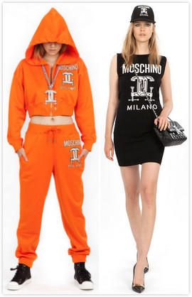 New Collection Launch!Moschino SS16 Capsule collection Launch