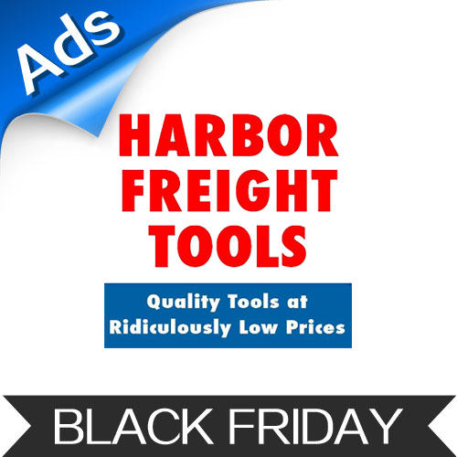 Check it now!Harbor Freight Black Friday 2015 Ad Posted