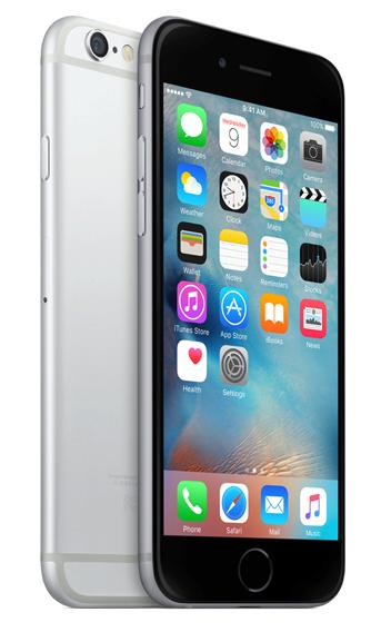 $449.99Apple 苹果 iphone 6S 16GB,灰色