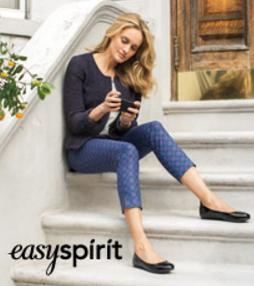 Up to 60% OffSelect Styles and 50% Off All Boots and Booties @ Easy Spirit