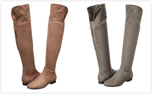 8cb132a0949 Ivanka Trump Mixit Over the Knee Boots On Sale   6PM.com - Dealmoon