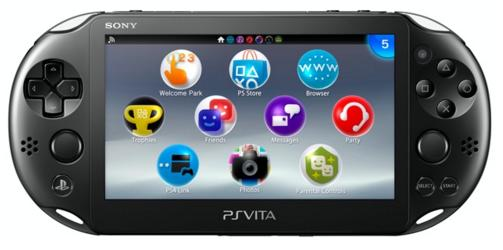 Pre-owned Sony PlayStation Vita WiFi Portable Game Console