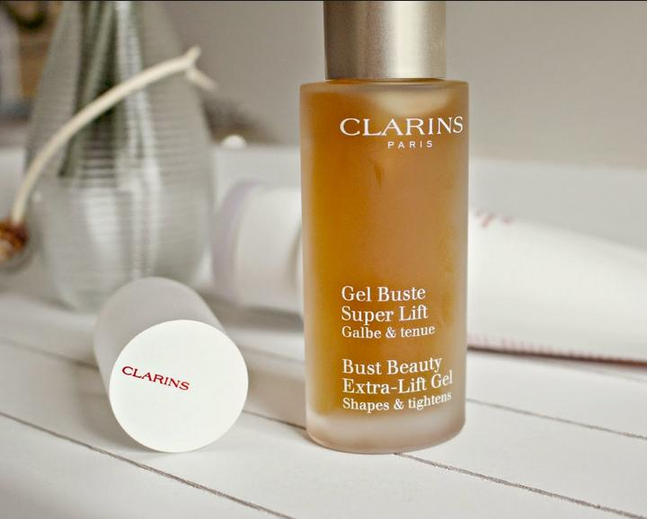 4 Pack - Clarins Bust Beauty Extra-Lift Gel 1.7 oz Albolene Moisturizing Cleanser Unscented, 3 oz.