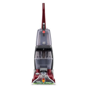 $95.99 + $15 Kohl's CashHoover PowerScrub Deluxe Carpet Cleaner with Tools