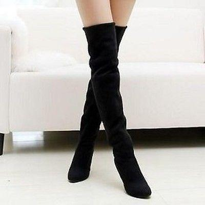 f5e0214a55d Ivanka Trump Over-The-Knee Boots   Saks Off 5th - Dealmoon