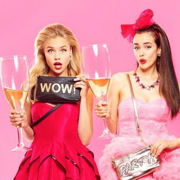 20% Off $100+Free ShippingSitewide @ Betsey Johnson