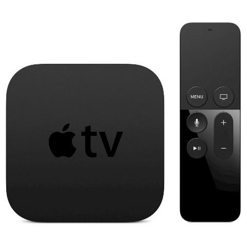 Apple TV 32GB Black (MGY52LL/A) + HDMI Cable