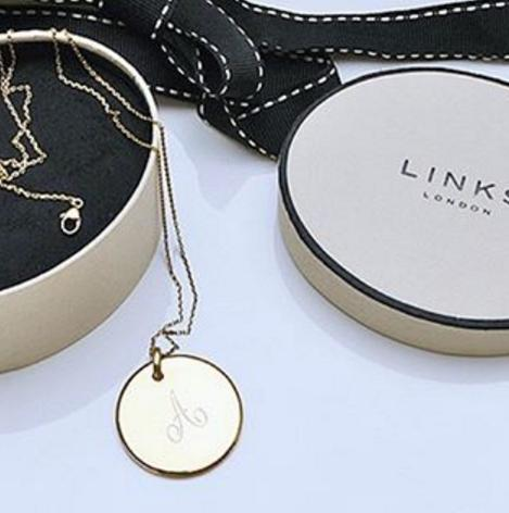 25% OffYour Purchase @ Links of London