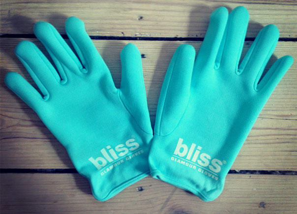 $45 Bliss Glamour Gloves