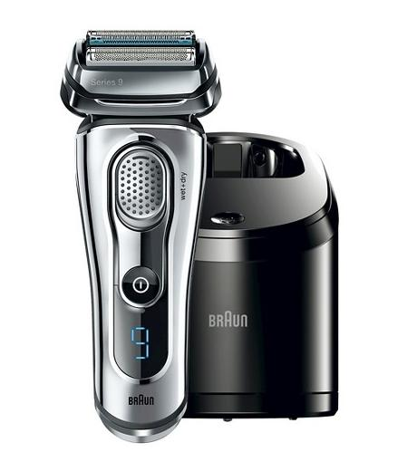 $246.49 Braun Series 9 9090cc Electric Shaver with Cleaning Center + $50 Gift Card