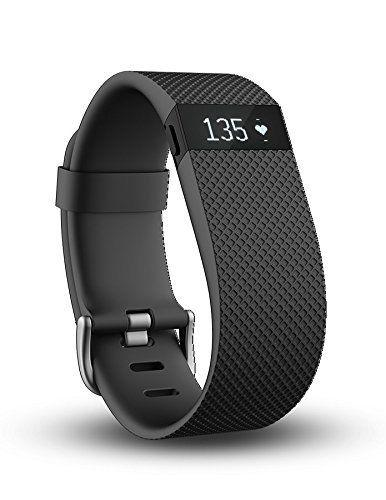 $94FITBIT Charge HR Wireless Activity Tracker Small or Large