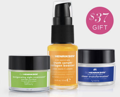 Dealmoon Exclusive! Free 3 Little Wonders Travel Set Giftwith Orders of $50 or More @ Ole Henriksen