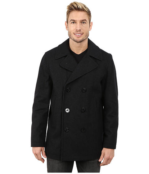 $47 Nautica Button Front Peacoat