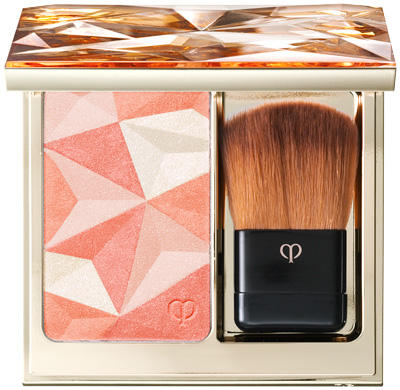 New ReleaseCle de Peau Beaute lanched  Luminizing Face Enhance new shade-15 soft peach