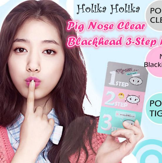 $2Pig Nose Clear Blackhead 3 Step Kit