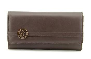 $194Chopard Women Brown Wallet 95015(Dealmoon Exclusive)