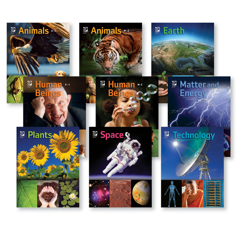 $139 Discovery Science Encyclopedia